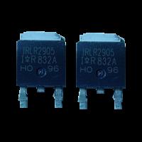 IRLR 2905 - N-Channel Mosfet 55 Volt - 36 Ampere - 2 Stück