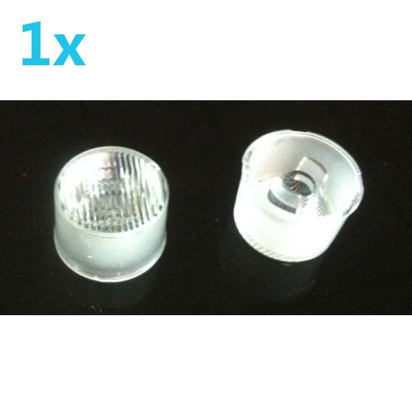 90° Linsen für High Power LEDs - 1 Stück