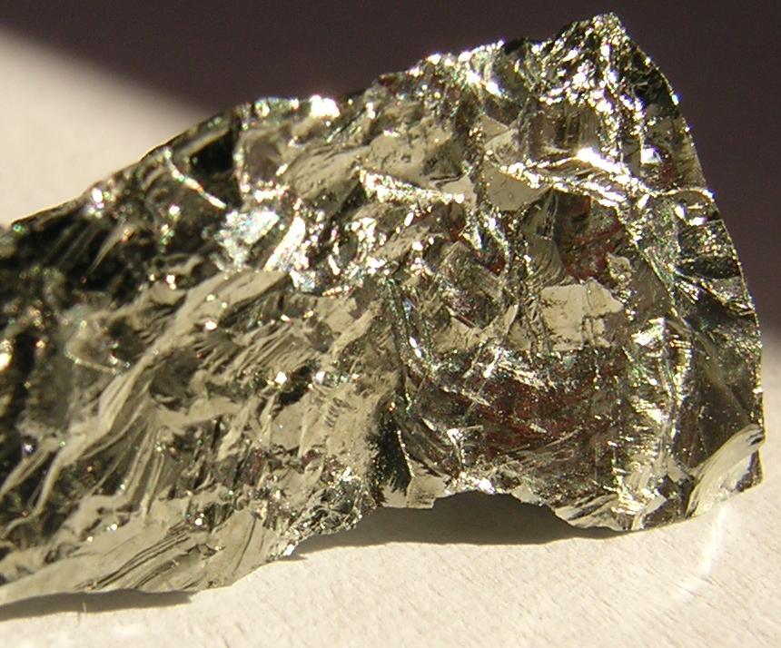 Halbleiter können unter anderem aus Germanium hergestellt werden.