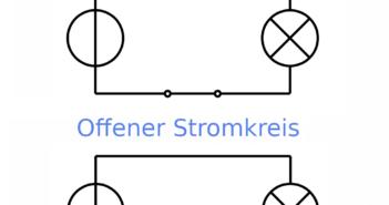 Was ist ein Stromkreis und wie funktionieren Schaltungen?