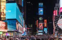 Anwendungen für LED-Beleuchtung gibt es viele, vor allem in der Werbebranche.