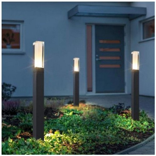 Eine optisch ansprechende Gartenbeleuchtung kann auch Deinen Garten verschönern!