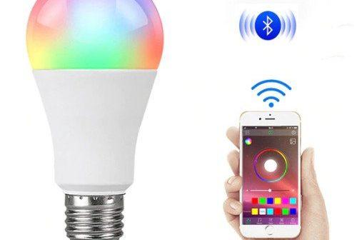 Intelligente Beleuchtung kann Energie sparen.