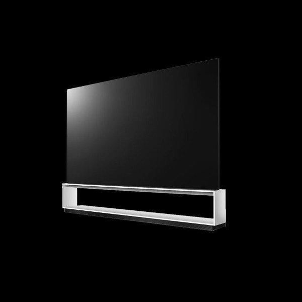Modernder OLED Technik TV von LG.