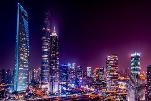 Lichtverschmutzung ist in der Stadt oft ein gesundheitliches Risiko.