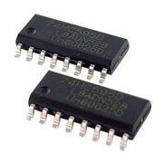 Was ist ein 74HC595 Schieberegister IC?