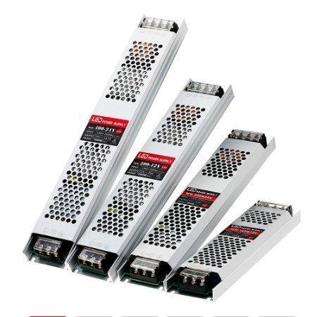 Netzteile zur Stromversorgung von LEDs.