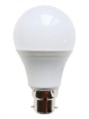 LED-Lampe mit Bayonett-Fassung.