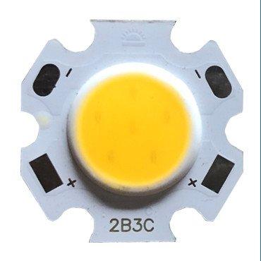 Ein moderner COB-LED-Chip.