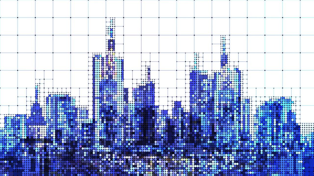 Das System Stadt kann mit IoT optimiert werden.
