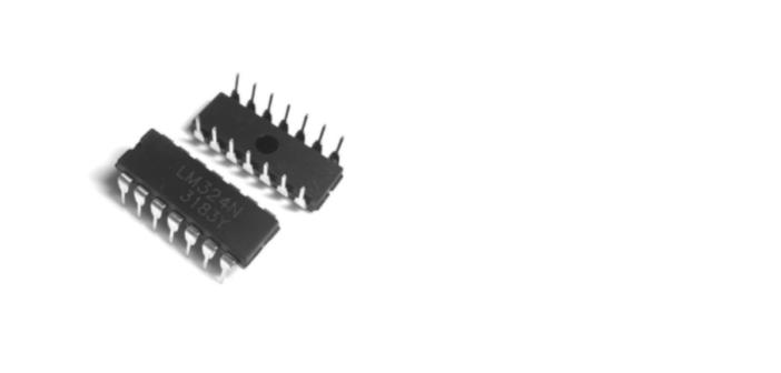 LM339 Funktion und Schaltung.