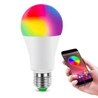 Smart-LEDs bieten viele neue Beleuchtungs-Optionen.