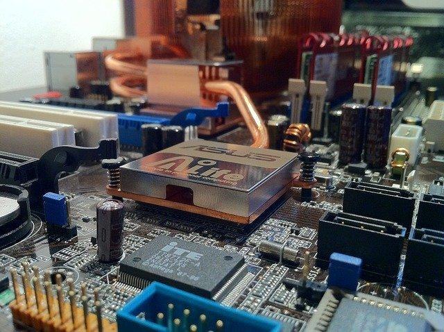 Ein Motherboard ist ein integriertes System.