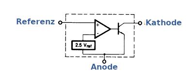 Blockdiagramm des TL-341