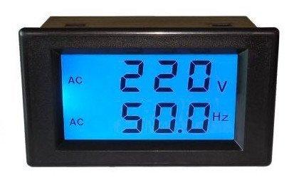 Mit einem Hertzmeter kann die Frequenz von Strom gemessen werden.