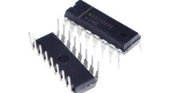 MAX232 Spannungspegelwandler – Funktion & Schaltung