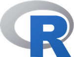 Logo der Big Data Analyse Software R.