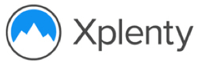 Logo der Big Data Analyse Software Xplenty.