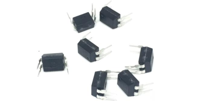 PC817 Optokoppler – Funktion & Schaltung