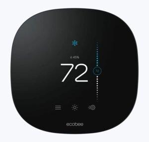 Der Ecobee Smart Thermostat
