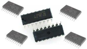 L293D Funktion und Schaltung