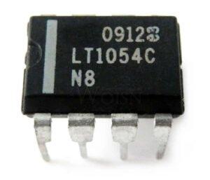 LT1054 Schaltkondensator