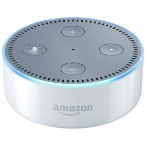 Platz 4 der besten Smart Home Hubs: Amazon Echo Dot