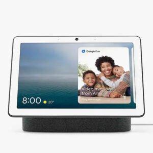 Platz 10 der besten Smart Home Hubs: Google Nest Hub Max