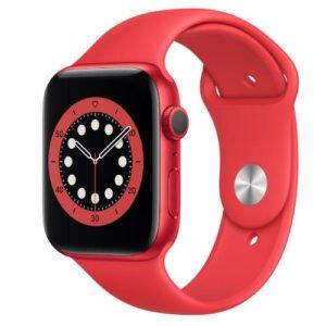 Platz 1 der besten Smartwatches: Apple Watch Serie 6