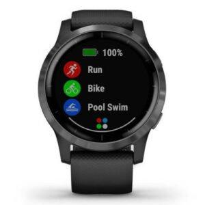 Platz 9 der besten Smartwatches: Garmin Vivoactive 4